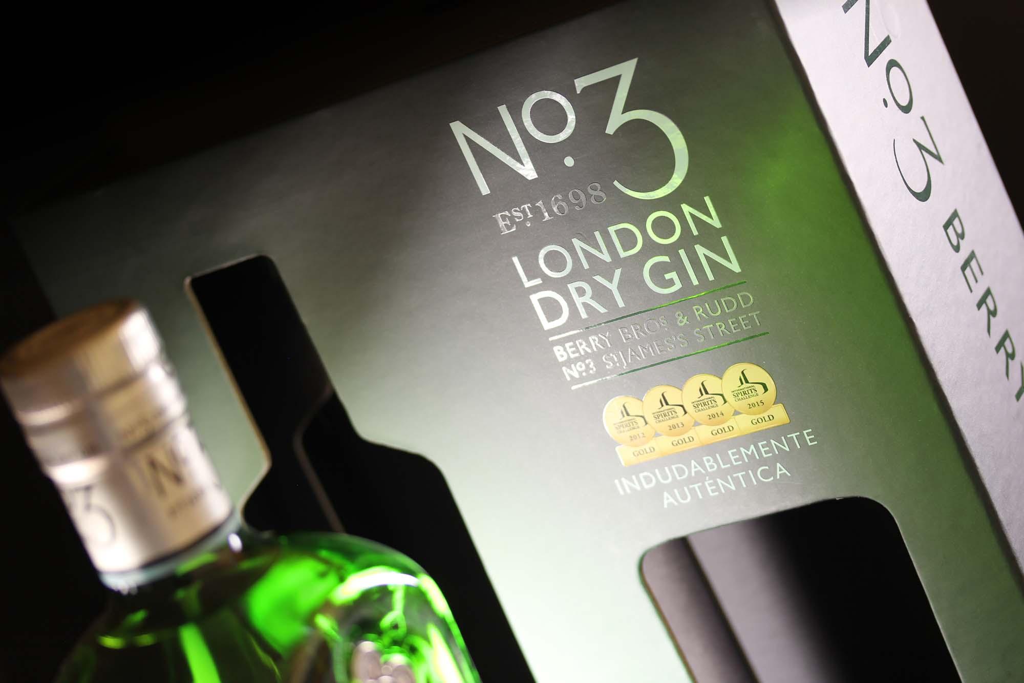 london no 3 gin
